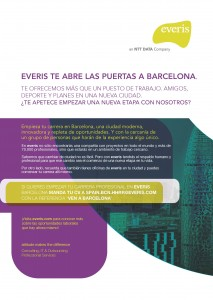 EverisRecruitmentBarcelona
